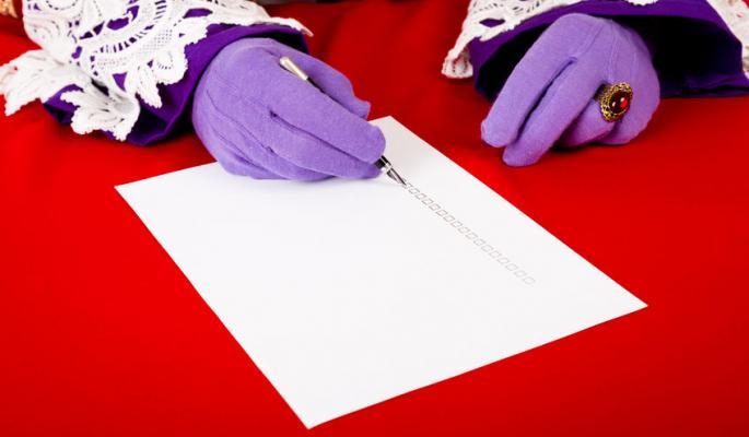 Sinterklaasgedichten Voor Vlamingen Verklaard Taalunie Bericht